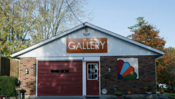Bloomfield art gallery