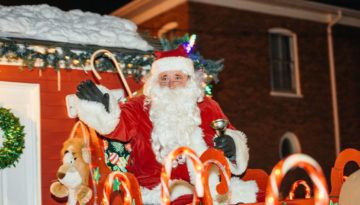 Bloomfield Festival of Lights